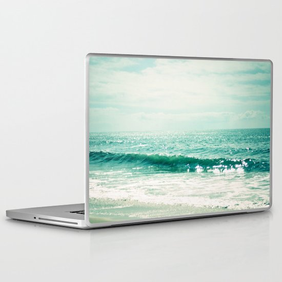 Sea of Tranquility... Laptop & iPad Skin