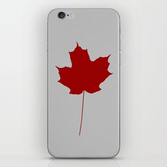 Leaf de jour iPhone & iPod Skin