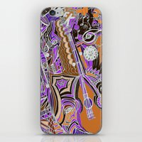 Music in my Soul iPhone & iPod Skin