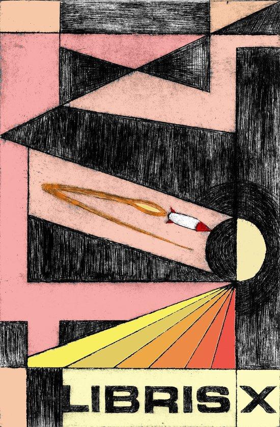 Libris X Art Print
