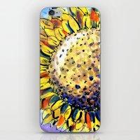 Sunflower iPhone & iPod Skin