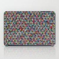 Cuben Offset Geometric A… iPad Case