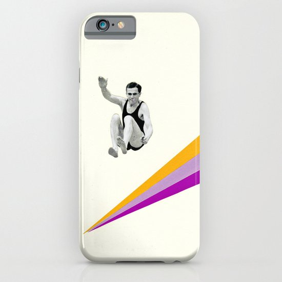 I Can Jump Higher iPhone & iPod Case