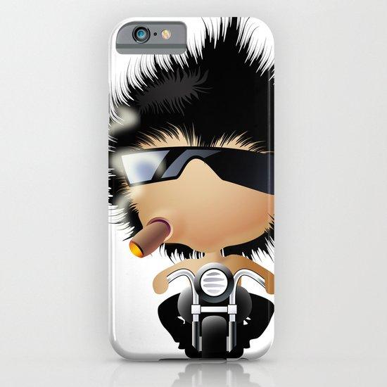 Mr. Zhong iPhone & iPod Case