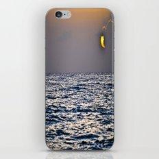 Key Sunset iPhone & iPod Skin