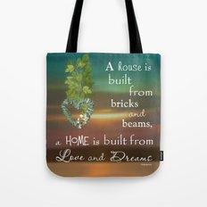 Love and Dreams Tote Bag