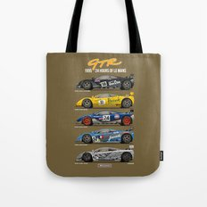The McLaren 5 Tote Bag