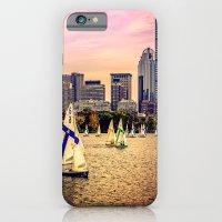 Sails, Boston, MA, USA iPhone 6 Slim Case