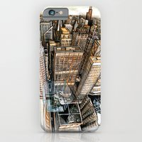 iPhone & iPod Case featuring A cube with a view by Salgood Sam