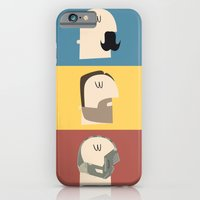 3 Faces of Tom Hardy iPhone 6 Slim Case