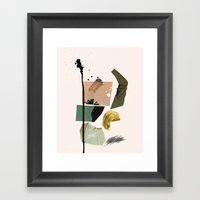 STATE OF GRACE Framed Art Print