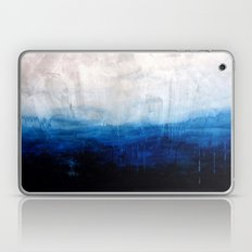 All good things are wild and free - Ocean Ombre Painting Laptop & iPad Skin