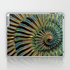 snake-stone Laptop & iPad Skin
