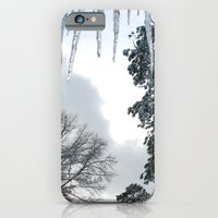 iPhone & iPod Case featuring Icicle Dreams by Gallo Girl Photography