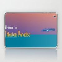 Visit Fhlosten Paradise! Laptop & iPad Skin