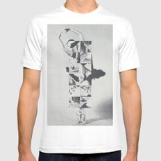 Diamond Dancer Mens Fitted Tee White SMALL