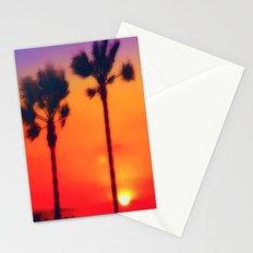 SunSet LA Stationery Cards