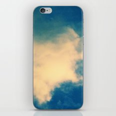 The Blue Sky Clouds iPhone & iPod Skin