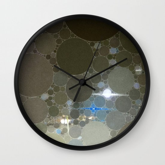 Orbit Wall Clock