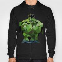 Polygon Heroes - Hulk Hoody