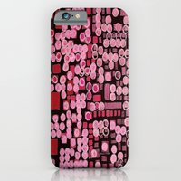 :: Pink Noise Ordinance :: iPhone 6 Slim Case