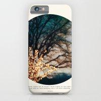 White Lights iPhone 6 Slim Case