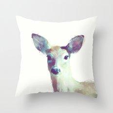 Whitetail No. 1 Throw Pillow