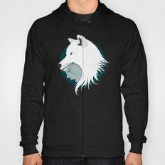 Boy Cries Wolf (White) Hoody