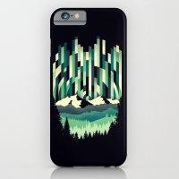 Sunrise in Vertical - Winter Blues iPhone 6 Slim Case