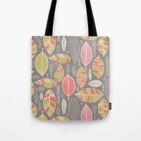 Leaf Study No. 1 Tote Bag
