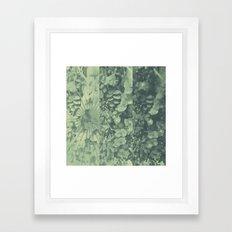 Light Garden Dream Framed Art Print