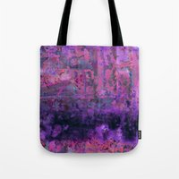 Saltwater Pink Tote Bag