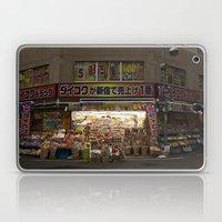 Tokyo Storefront Laptop & iPad Skin