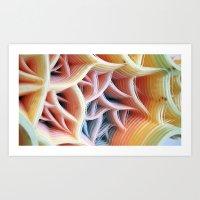 Patiflasmic Plasmatic Ge… Art Print