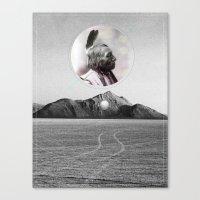 Noº4 Canvas Print