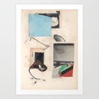 b3ckp Art Print
