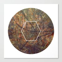 Geometrie #5 Canvas Print