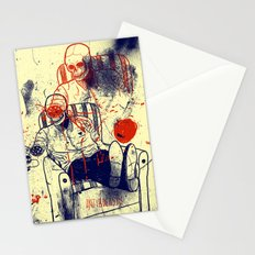 Oh Frank you did it again Stationery Cards