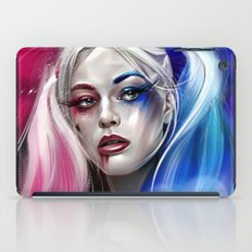 Harley Quinn iPad Case