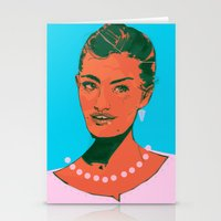 Here I Am Stationery Cards