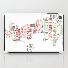 Shakespeare's Richard III  iPad Case