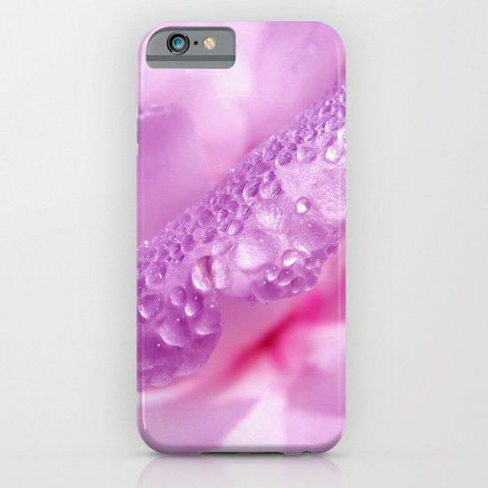 water drops petal   I iPhone & iPod Case