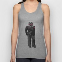 Mr Big Bad Unisex Tank Top