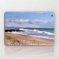 Bashams Beach Laptop & iPad Skin