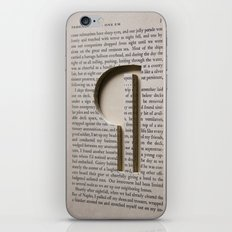 Paragraph Indentation iPhone & iPod Skin
