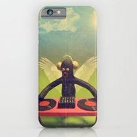 "iPhone & iPod Case featuring ""last night a DJ saved my life"" by Marco Puccini"