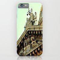 Lady Justice iPhone 6 Slim Case