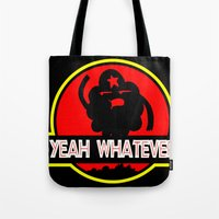 Adventure Time: Yeah, whatever: Jurassic LSP Tote Bag