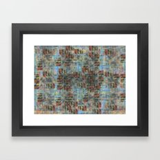 When how it is crashes into how it should be you can only expect holding patterns? 2/4 Framed Art Print