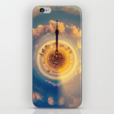 Paris - Little Planet iPhone & iPod Skin